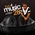 Live 4 Music 28 mixtape cover art