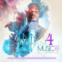 Live 4 Music 39 (Hosted By Pook Hefner)  mixtape cover art