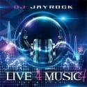 Live 4 Music 4 mixtape cover art