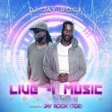 Live 4 Music 8 (Hosted By Jay Rock TDE) mixtape cover art