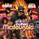 McDougals 954 - Who Is Mcdougals mixtape cover art