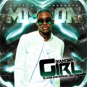 Mishon - Diamond Girl mixtape cover art