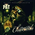 Project Pat Chronicles mixtape cover art