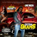 Rich Kid Shawty - Extra Grams mixtape cover art
