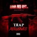 Trap Exclusives  mixtape cover art