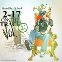 2-17 On The Track (Instrumentals) mixtape cover art