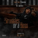 4'z Up Quintez - Struggles Of A Boss (S.O.B.) mixtape cover art