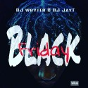 BJ Wryter - Black Friday EP mixtape cover art