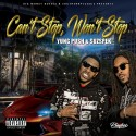 Boss Man Push & Suzspek - Can't Stop Won't Stop mixtape cover art
