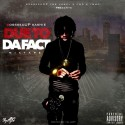 BosssedUp Kashie - Due To Da Fact mixtape cover art
