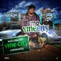 Dat Boy D - Mr. Vine City mixtape cover art