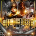 Hotindustreets mixtape cover art