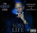 JC The Great One - Boss Life mixtape cover art