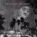 Killa Twan - #IWantAllTheSmoke  mixtape cover art