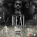 Loyalty Salute - Real As It Gets mixtape cover art