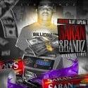 Peso Bandz - SaranzAndBandz mixtape cover art