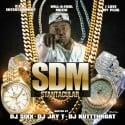 SDM - Stantacular mixtape cover art