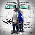 SGG - Street Signs & Notebooks mixtape cover art