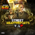 Street Heavyweights 4 (Hosted By Shad Da God & Yung Booke) mixtape cover art