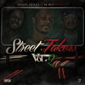 Street Takers 2 mixtape cover art