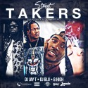 Street Takers 5 mixtape cover art
