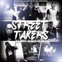 Street Takers 6 mixtape cover art