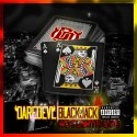 The Daredevyl - Blackjack (4 Hotlanta) mixtape cover art