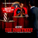 TNT - The Indictment mixtape cover art