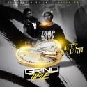 Trap Boyz - Grind Time mixtape cover art