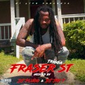 Trigga - Fraser St mixtape cover art