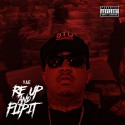 YAE - ReUpAndFlipIt mixtape cover art