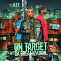 Da Organization - On Target mixtape cover art