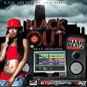 HashBeatz - Black Out Beat Sessions mixtape cover art