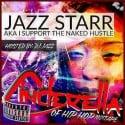 Jazz Starr - Cinderella of Hip Hop mixtape cover art