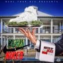 Sho Gunz - Kush N Nikes mixtape cover art