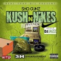 Sho Gunz - Kush N Nikes (Reloaded) mixtape cover art