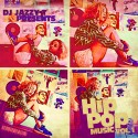 Hip Hop Music mixtape cover art