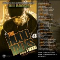 D-Block - The Hood Talks mixtape cover art