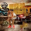 Murda Music (Hosted By Grafh) mixtape cover art