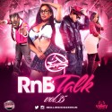RnB Talk 35 mixtape cover art