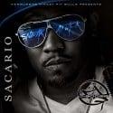 Sacario - Sneak Attack mixtape cover art