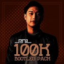 100K Bootleg Pack mixtape cover art