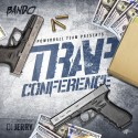 Bando - Trap Conference mixtape cover art