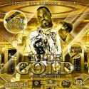 Bigg Rick - The Gold Mixtape mixtape cover art