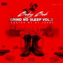 Boky Bok - Grind No Sleep 2 mixtape cover art