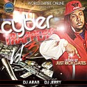 Cyber Trappers 3 (Hosted By Just Rich Gates) mixtape cover art