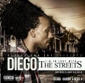 Diego - I'm In Love With The Streets mixtape cover art