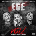 EGE - EGE Vol. 1 mixtape cover art