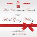 FlashGang Mikey - Take It As A Gift mixtape cover art