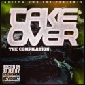 Getcha Own Ent - Take Over mixtape cover art